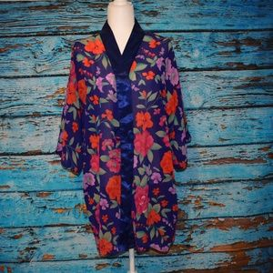 Victoria's Secret Floral Vintage Robe